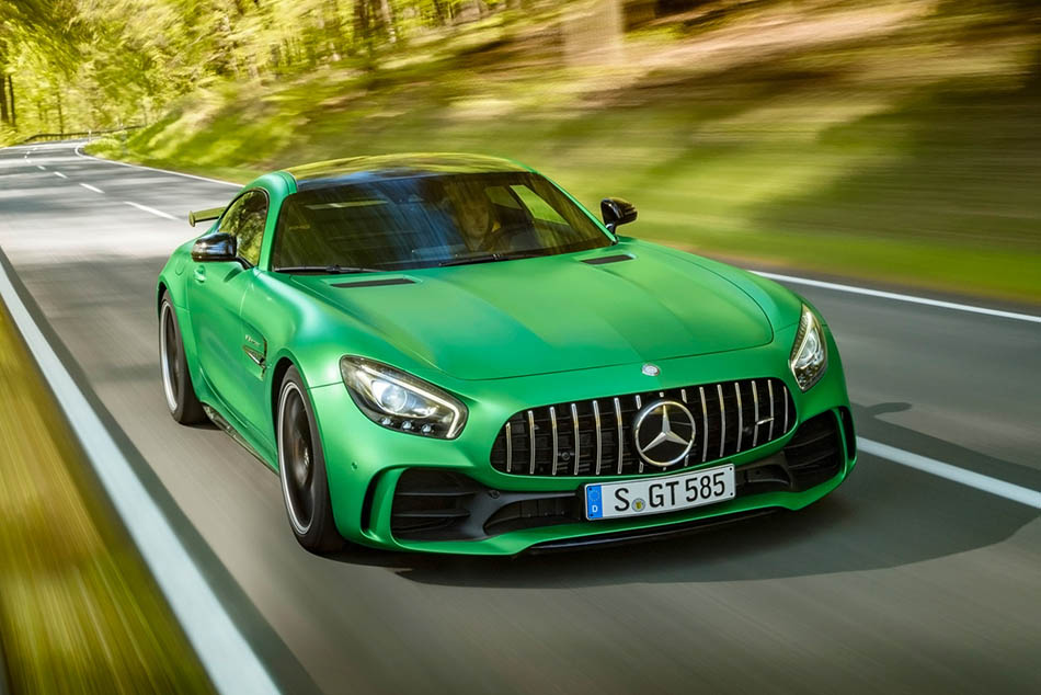 Mercedes-AMG GT R tuning – Dupla dinamit