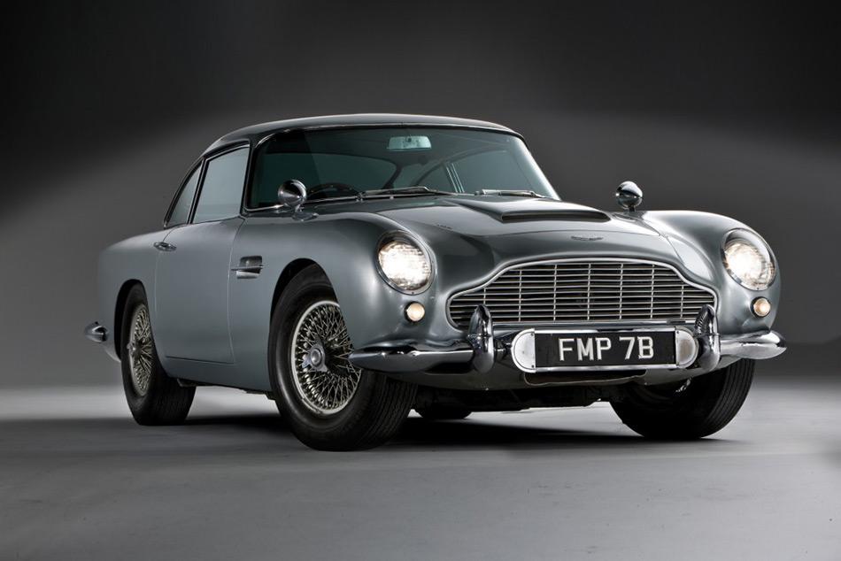 Aston Martin Db5 1964 James Bond Autok Legszebbike Loero Hu Autos Hirek Autotesztek Autotuning