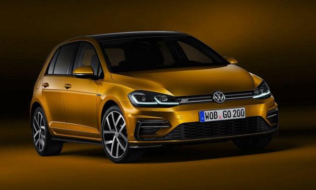 Bemutatkozott az új VW Golf