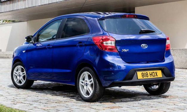 Ford KA+ bemutató – A kicsi kocsi újra száguld