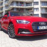 Audi A5 Coupe teszt -2.0 TFSI quattro S-Tronic – Ínycsiklandó