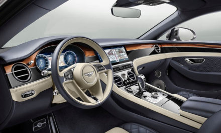 Visszatért a Bentley Magyarország autópiacára