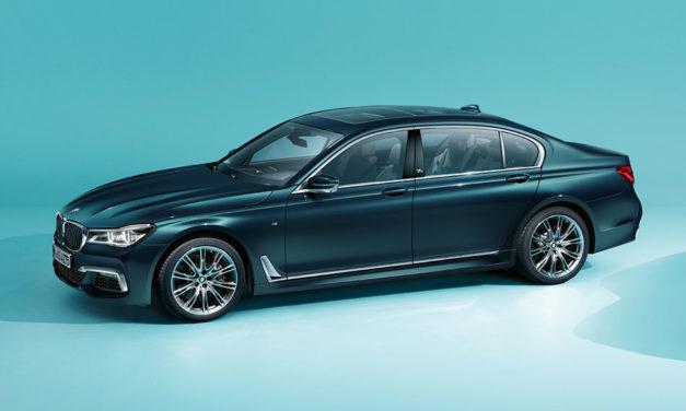 BMW 7 sorozat – Edition 40 Jahre