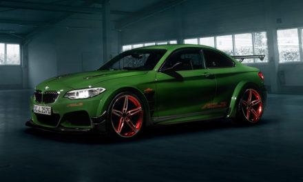 BMW AC Schnitzer ACL2 tuning – Szívátültetés