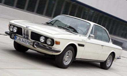 BMW E9 – Egy veterán szépség bajor stílusban