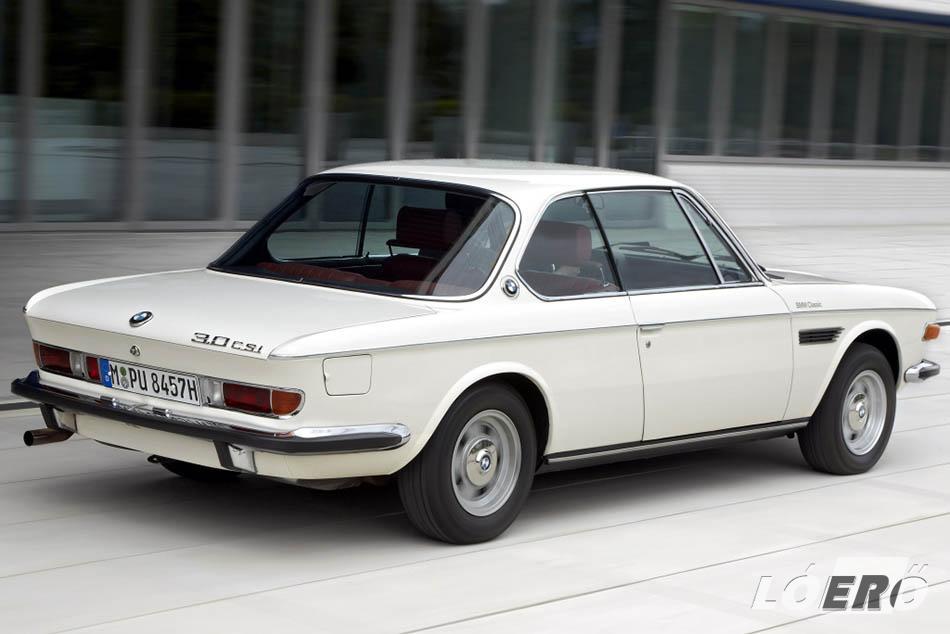 Az 1960-as, 70-es években a megvásárolható sportkupét a Jaguar E-type testesítette meg, ám komoly ellenfelet kapott a németektől, mert a BMW E9 minden tekintetben állta a versenyt.