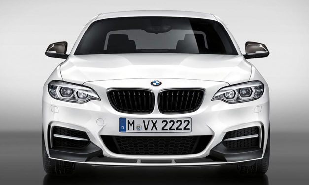 BMW gyári tuning csak keveseknek