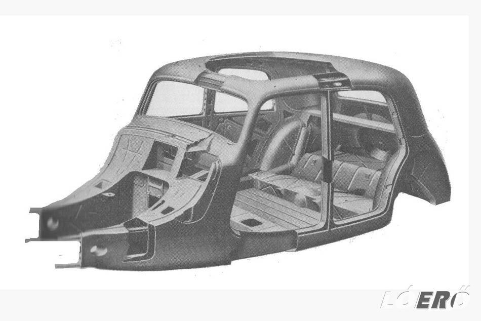 A technikai trükkök mellett André Lefebvre a biztonságra is kiemelt figyelmet fordított, különféle törésteszteknek, borításoknak vetették alá a Citroen Traction Avant karosszériáját, bizonyítva, hogy az önhordó szerkezet kiállja a próbát.