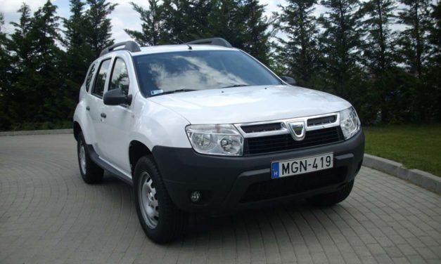 Dacia Duster LPG 1.6 4×2 Cool teszt – Megérheti az árát