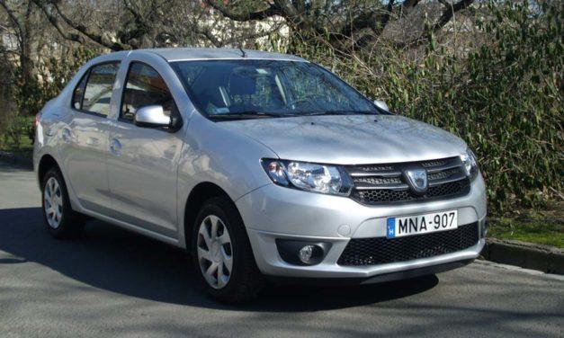Dacia Logan 1.5 dCi Arctic teszt – Jól látható a fejlődés