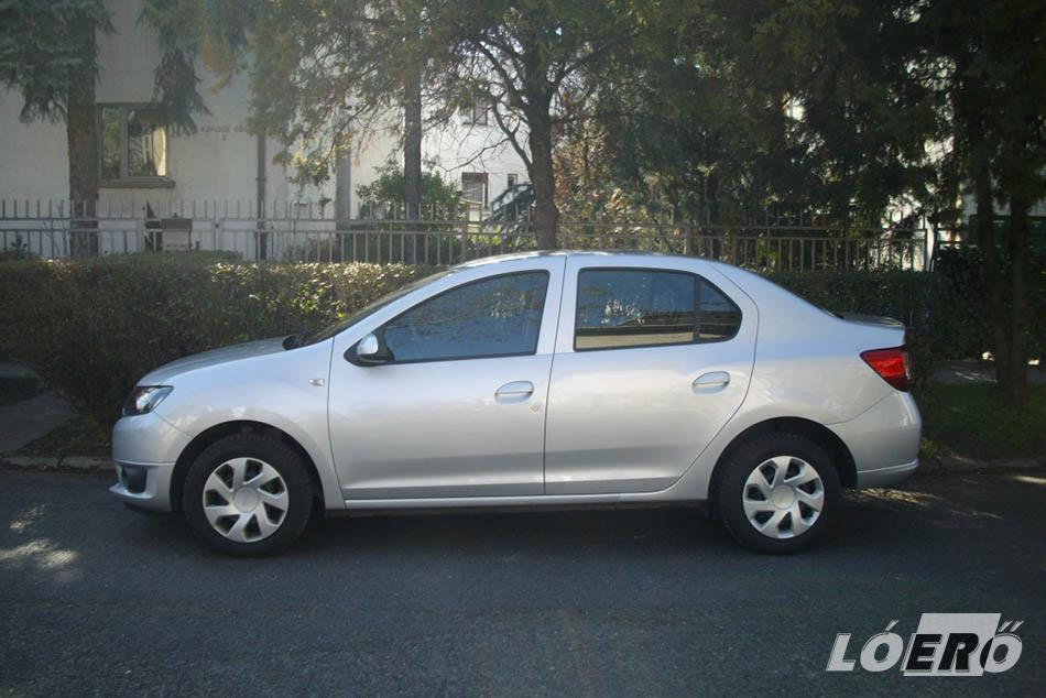 Az új Dacia Logan igazán pofás autó lett, és sokat fejlődött is elődjéhez képest, bár a fapados komfortérzet nem sokat változott.