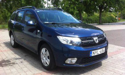 Dacia Logan MCV 1.5 dCi 90 LE Arctic – Lassan ment a javítás