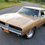 Dodge Charger 1969 – Testépítő