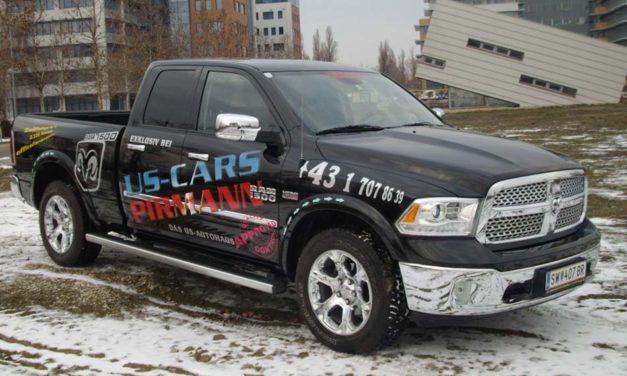 Dodge RAM 1500 teszt – Amerikai erőművész