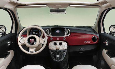 Fiat 500 Anniversario – A 60. születésnapra