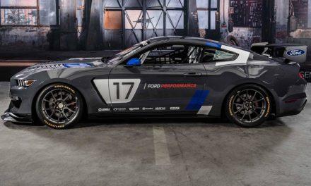 Ford Mustang GT4 – Egy újabb műremek