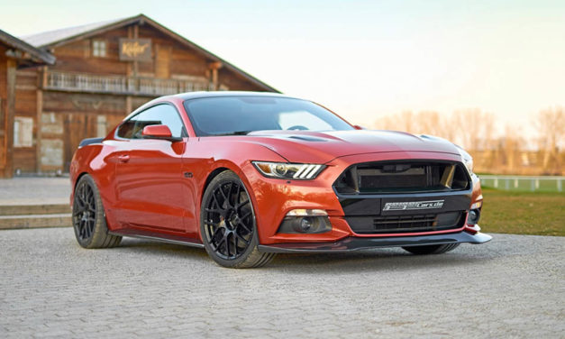 Ford Mustang GT 820 – GeigerCars tuning – Izompacsirta