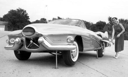 GM Le Sabre 1951 – Elmebajnok
