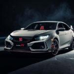 A Honda Civic Type R 2017-ben még sportosabbá válik