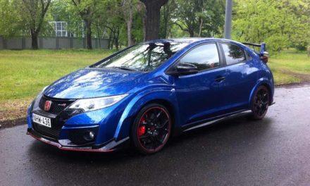 Honda Civic Type-R – Veszélyes játékszer