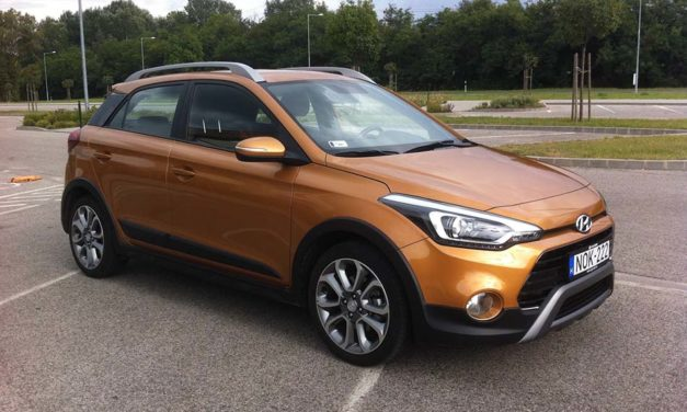 Hyundai i20 Active teszt – Koreai kalandor a városba