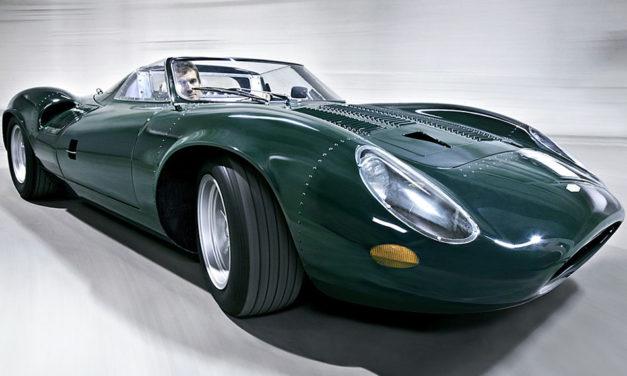 Jaguar XJ13 1966 – Reinkarnáció