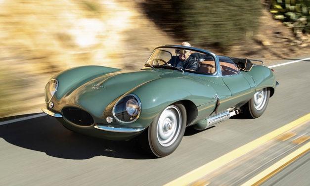Jaguar XKSS – A tűzről pattant