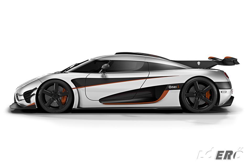 Christian von Koenigsegg és stábja épített egy olyan autót, amivel alaposan kifújták a pedigrés konkurencia orrát.