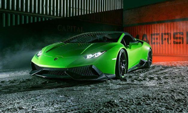 Lamborghini Huracán LP610 4 Spyder tuning – Novitec Torado