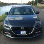 A szépek szépe felfrissült – Mazda3 Sport facelift – 2.0 Revolution Top