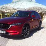 Mazda CX 5 2.2 diesel teszt – Nem vesztett a lendületből