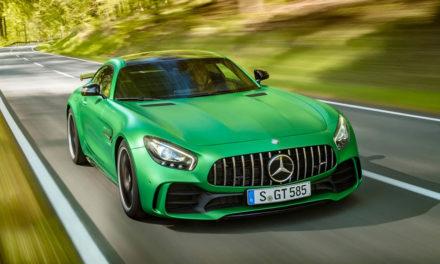 Mercedes-AMG GT R tuning – Dupla dinamit