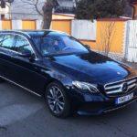 Mercedes kombi E osztály teszt – Egy eminens