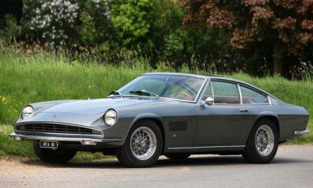 Monteverdi autó, a svájci luxusmárka