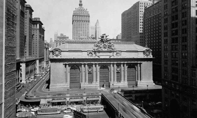 New York Grand Central Terminal – A világ legnagyobb és legforgalmasabb pályaudvarai