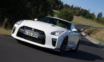 Nissan GT-R Track Edition még nagyobb teljesítménnyel