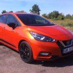 Nissan Micra 2017 teszt – Újratervezve