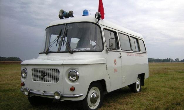 Nysa mentőautó – Ami történelmet írt