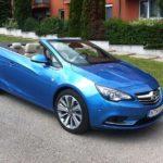 Opel Cascada teszt – Egyeduralkodó