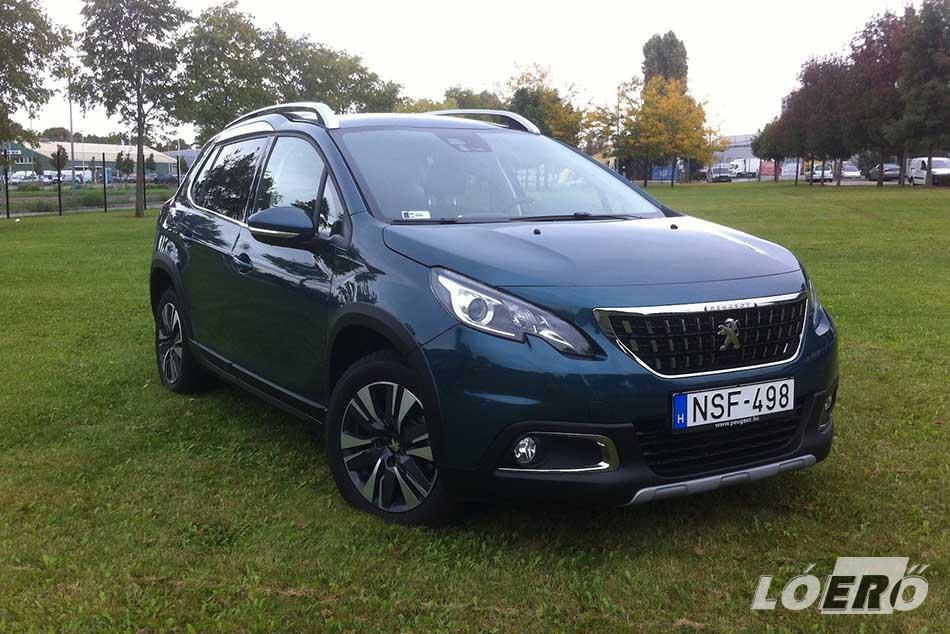 Nem túlzás azt állítani, hogy a Peugeot 2008 1.2 PureTech Allure valóban vonzó autó, jó áron.