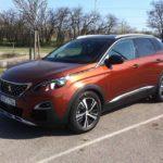 A Peugeot 3008 2017-ben – 1.6 BlueHDi teszt – Díjnyertes darab