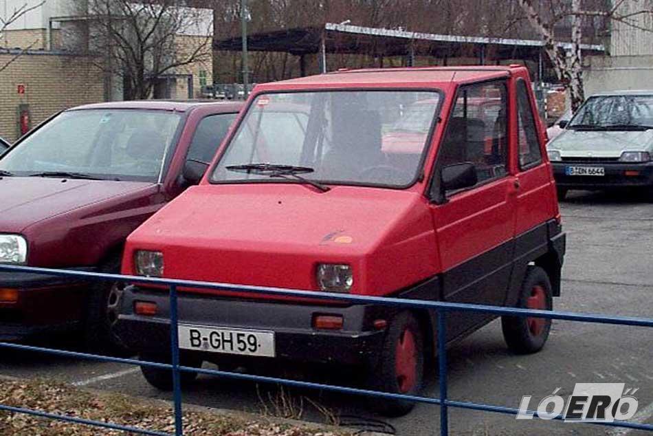 Amikor aztán a nyolcvanas évek végén a nyugati piacokon kereslet mutatkozott az elektromos meghajtású járművek iránt, a Hódgép is elkezdte kifejleszteni a Puli autó ezen változatát.