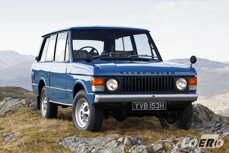 A hajtáslánc mind a tíz Range Rover Classic esetében egyforma, a General Motorstól való 3,5 literes 135 lóerős.