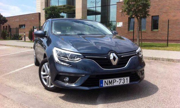 Renault Mégane 1.5 dCi teszt – Okos választás, jó áron