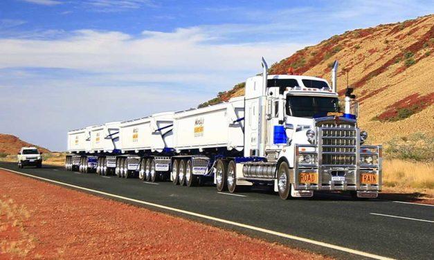 Road Train – A kamionok királyai