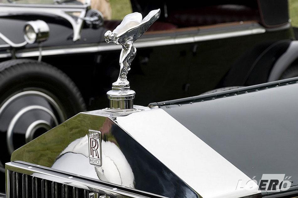 Nem indiántörténet, bár az autós luxus brit szimbóluma, a Rolls-Roys Phantom kapcsolódik az Újvilághoz is.