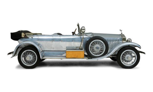 A Rolls-Royce Phantom története – Az utolsó mohikán