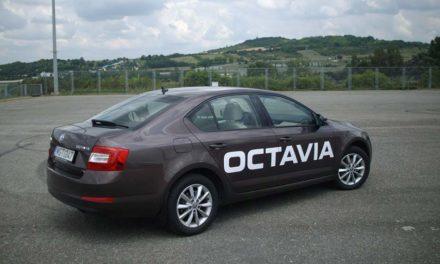 Skoda Octavia 1.4 TSI Elegance teszt – Az osztályeminens