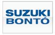 Suzuki Bontó Aschenbrenner