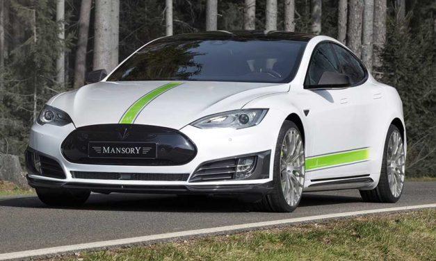 Tesla Model S tuning és BMW i3 tuning – Felvillanyozva